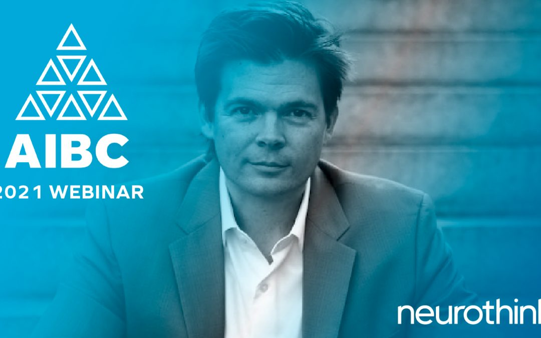 On same day as launch, neurothink announces itself at AIC & Open-E webinar